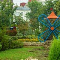 Сквер на пл.Куйбышева в Самаре. :: Сергей Исаенко