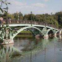 Мост к площади Большого дворца :: Константин Фролов