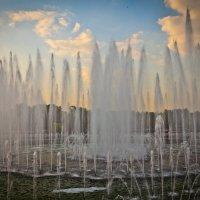 Светодинамический фонтан :: Константин Фролов