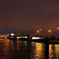 Развод моста. :: Катерина Никитина