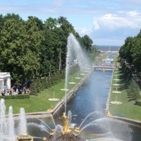 Радужный фонтан. :: Катерина Никитина