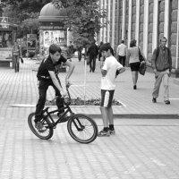 Смотри как я умею! :: Игорь Попов