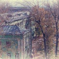 Вид из моего окна. :: Юрий Корсаков