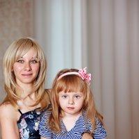 Мамина доча :: Юлия Гончарова