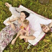 Семейная прогулка :: MARIA BRAGINA