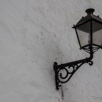 старинный фонарь :: Юрий Боченков