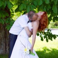 Свадьба Наташи и Вовы :: Инна Ильина
