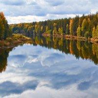 Осеннее настроение :: Максим Кададов