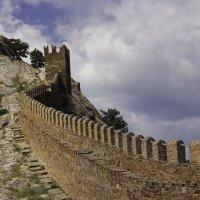 Генуэзская крепость :: Anastasia Nikulina