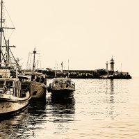 Утро в порту... :: SergioSt