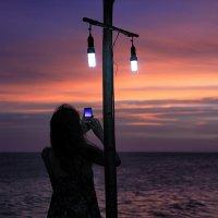 Moment at sunset :: Igor Nekrasov