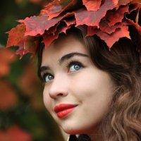 Осенний портрет :: Mila Makienko