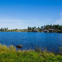 Озеро Лоймоланъярви :: Wanderer Burunduck