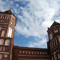 Мирский замок :: Виктория Козлова