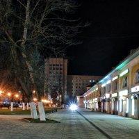 торговый ряд ... :: Роман Шершнев