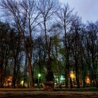 парк ... :: Роман Шершнев