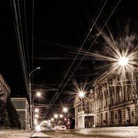 огни не большого города ... :: Роман Шершнев