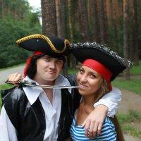 Пираты :: Сергей Рыбачёнок