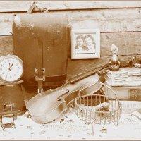 Старые вещи- прошлого тени :: Ирина Данилова
