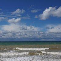 Про небо и море :: Валерия заноска
