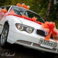 BMW в коралловом... :: Виталий Левшов
