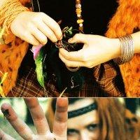 Ирландская ведьма :: Саша Сокол