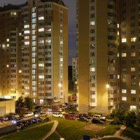 ночной город :: Николай Див