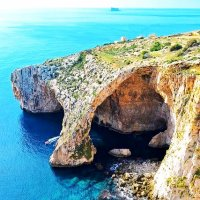 Blue Grotto,Malta :: Anastasia Devier