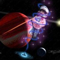Межпланетный перелёт :: Андрей Шейко