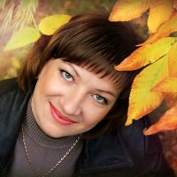 Осенний портрет :: Анна Anuta