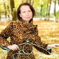 Осенний портрет :: Дмитрий Гордиенко