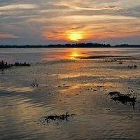 Sunset in cloudy day :: Roman Ilnytskyi