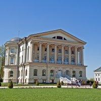 Rozumovsky Castle in Baturin :: Roman Ilnytskyi
