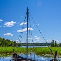 Лодка викингов :: Alexander Gurkin