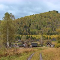 Средь гор и тайги. :: Наталья Юрова
