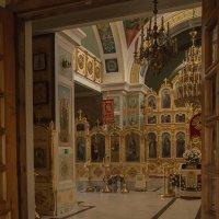 Дальше двери не пустили :) :: Виктор Лавриченко