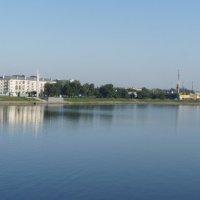 Река Сура в черте города Пенза :: Борис Назаров