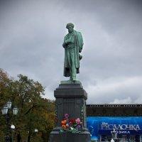 Пушкин :: Яков Реймер