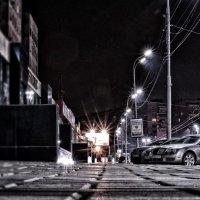 нуар ... :: Роман Шершнев