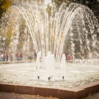 фонтан :: Мария Немцова