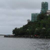 наводнение-август 2013г. :: oleg Мешалкин