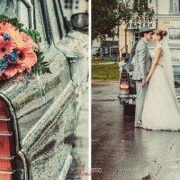 В дождь... :: Дмитрий и Юлия Морозовы