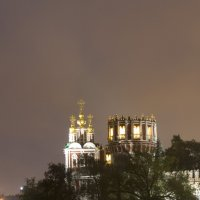 Напрудная башня. :: Екатерина Рябинина