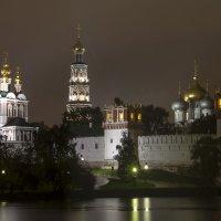 Новодевичий монастырь. :: Екатерина Рябинина