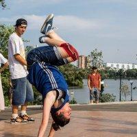street dance :: Катя Че