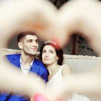 Хетаг и Диана... :: Батик Табуев