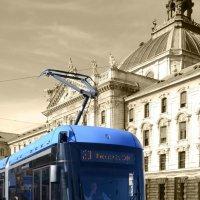 Мюнхенский Трамвай :: George Gogichaishvili