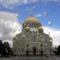 Морской собор в Кронштадте :: Елена Сухенко