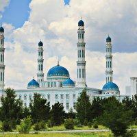 Караганда мечеть :: Евгений Колёс