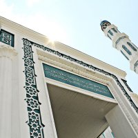 Мечеть Караганда :: Евгений Колёс